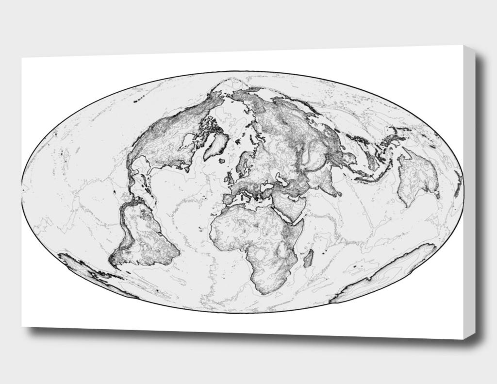 Earth Oval