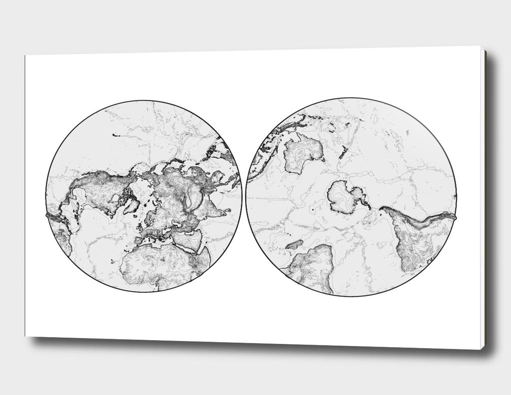 Earth Hemispheres