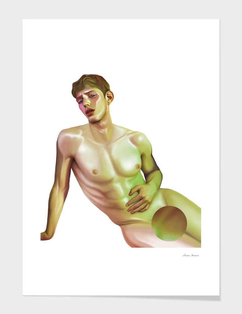 Agonía de Eros