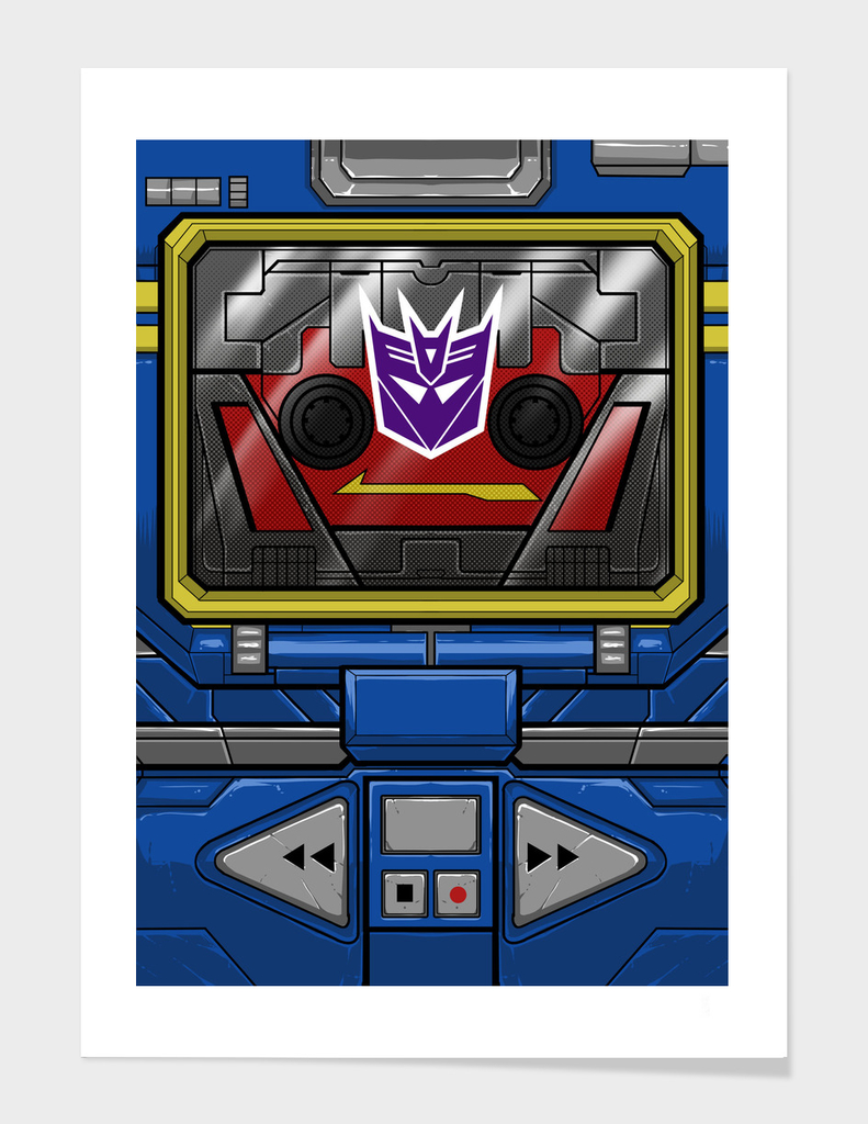 soundwave Chest