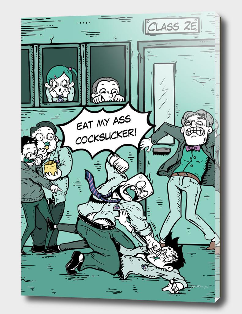 Eat My Ass