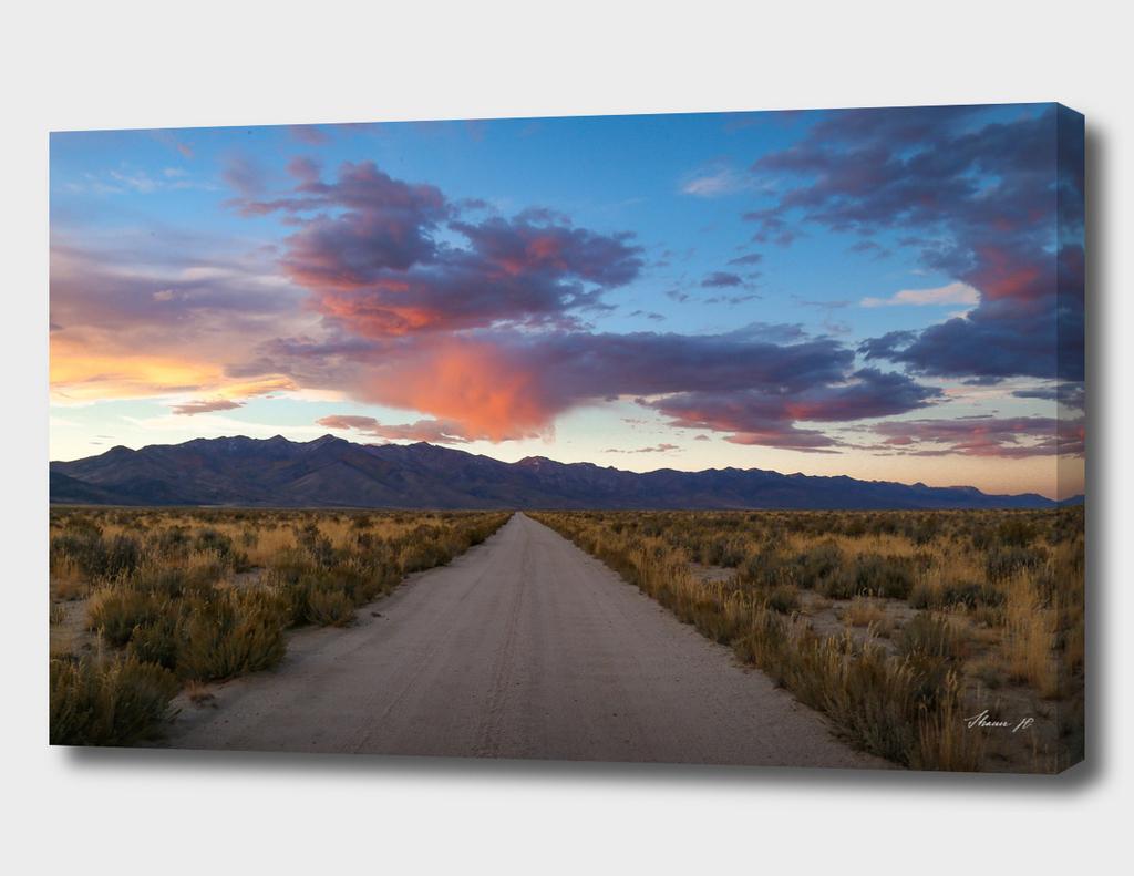 Nevada Dusk