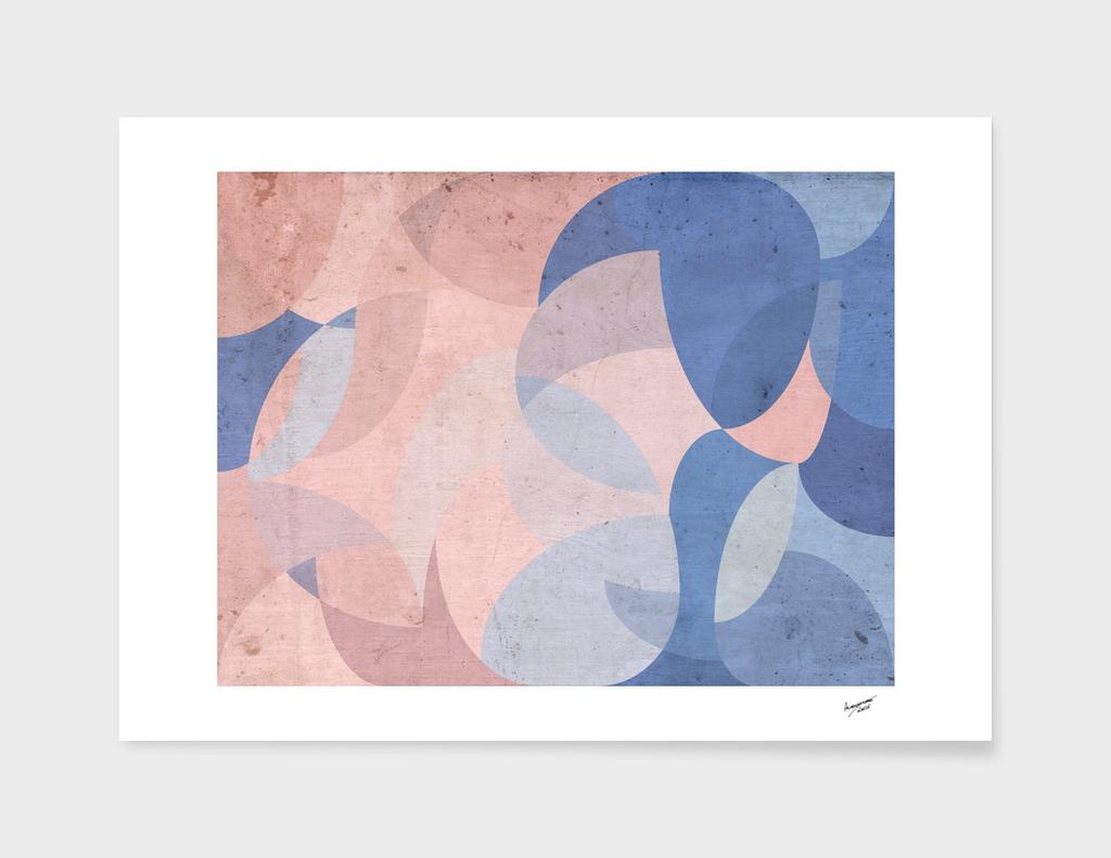 Curves - Rose Quartz and Serenity