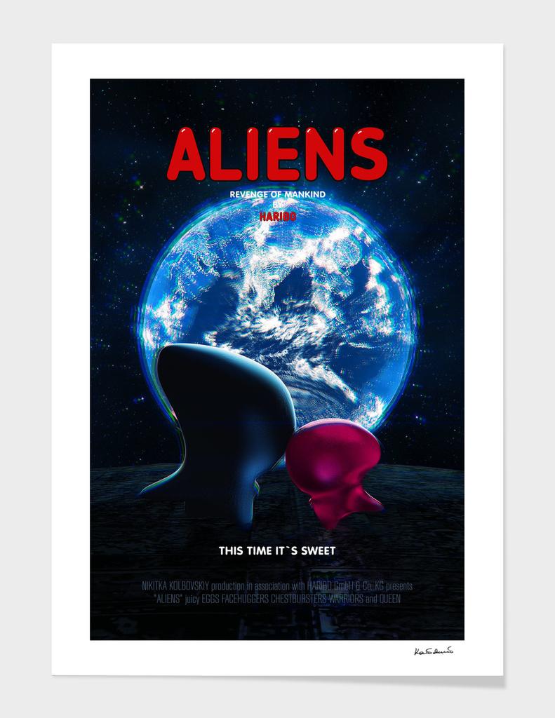Gummy Aliens 2