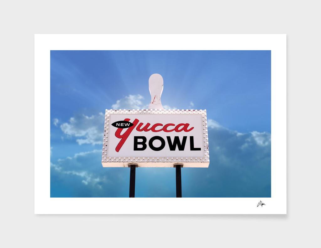 Yucca Bowl