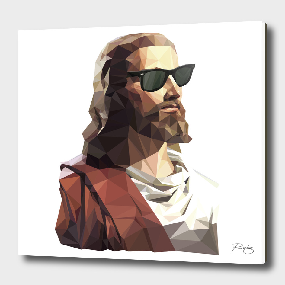 Jesus Born to be Cool