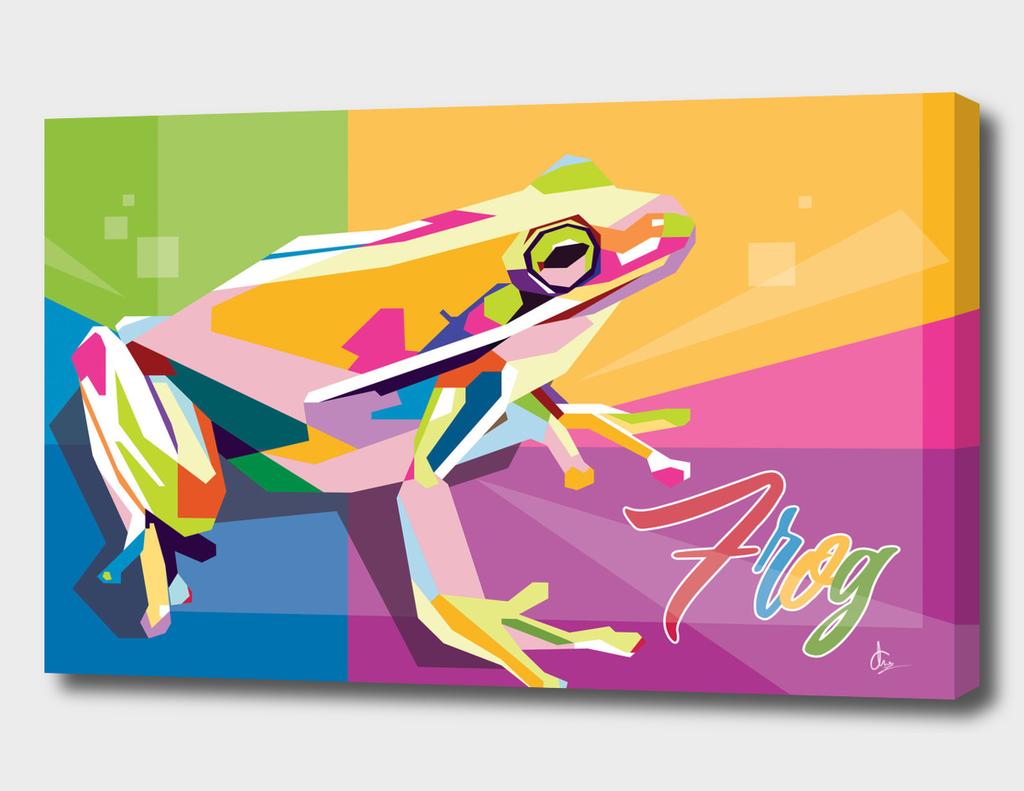 FROG - Color Full