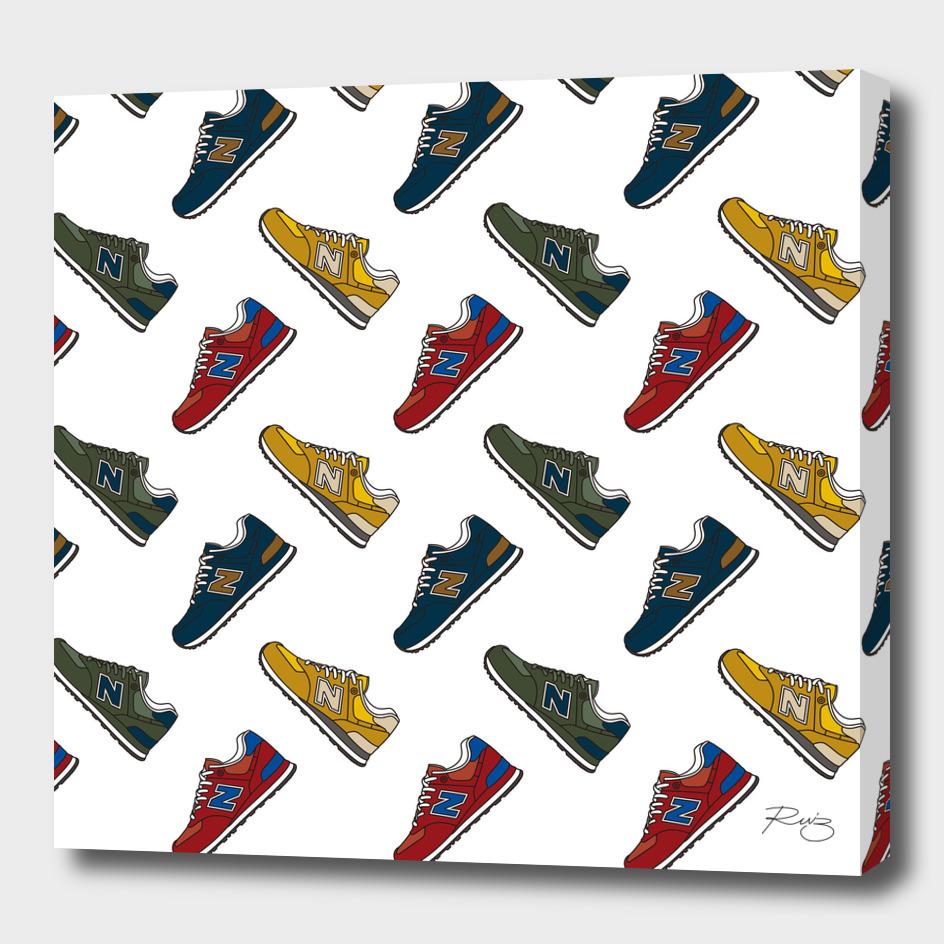 New Balance 574 Patterns