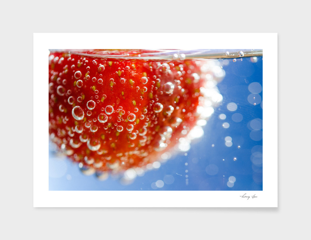 Bubbly Strawberry