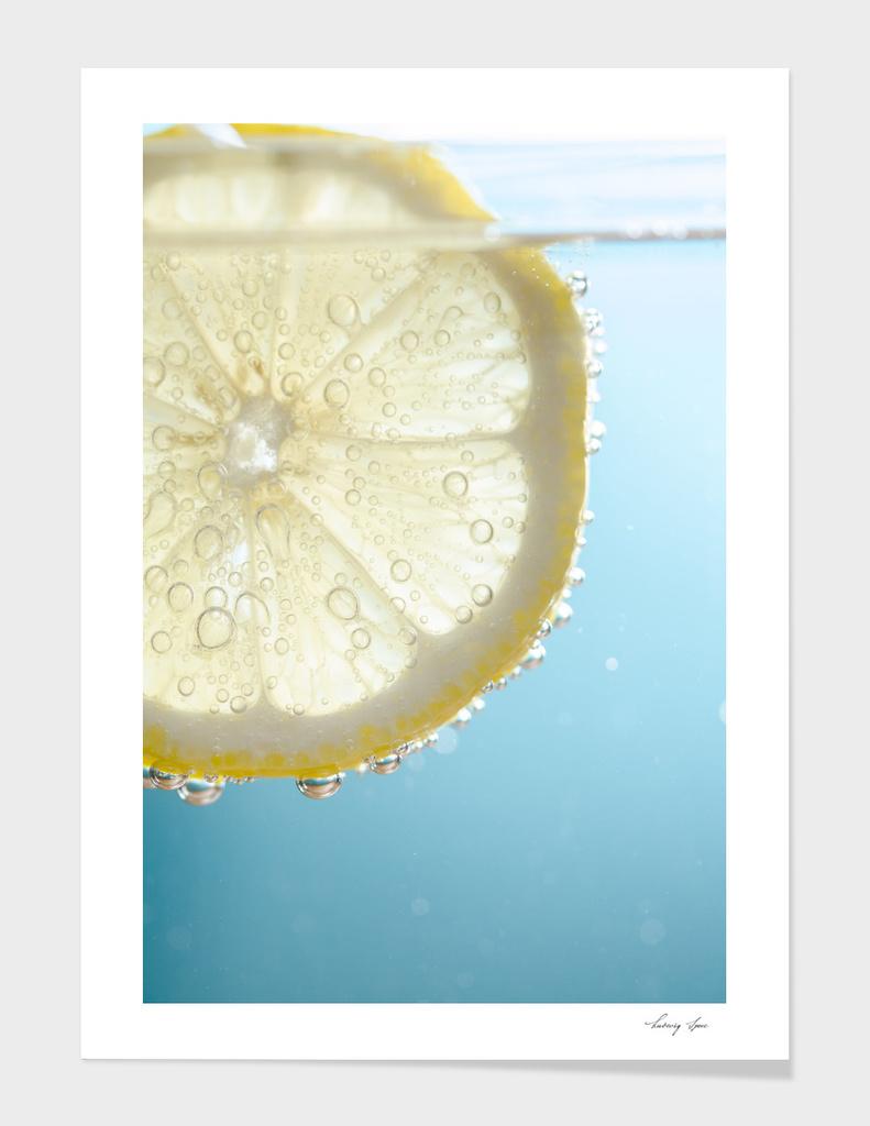 Bubbly Lemon