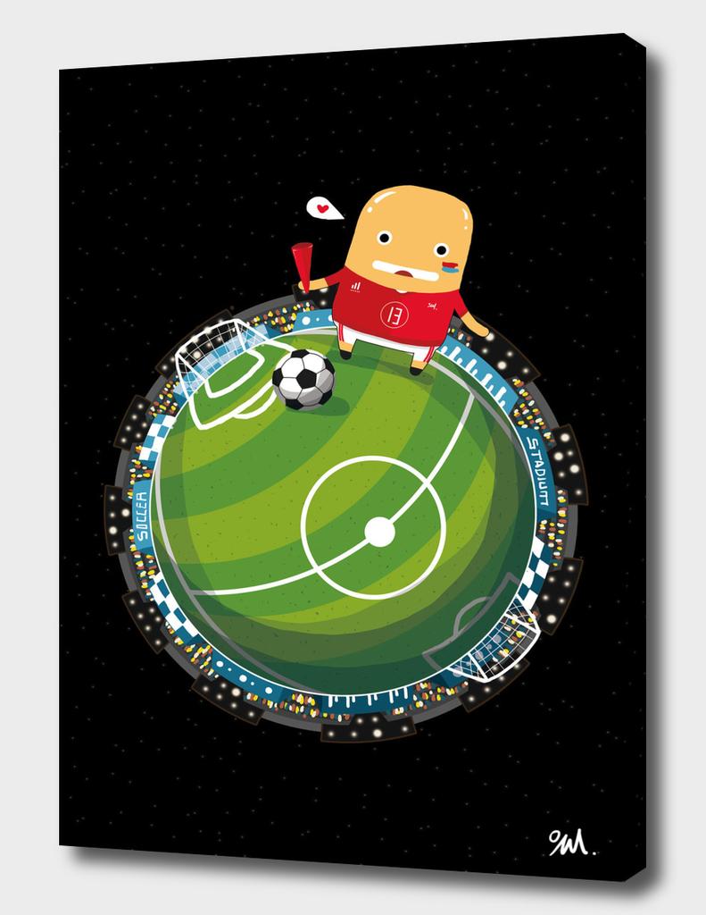 My Planet_Soccer Stadium