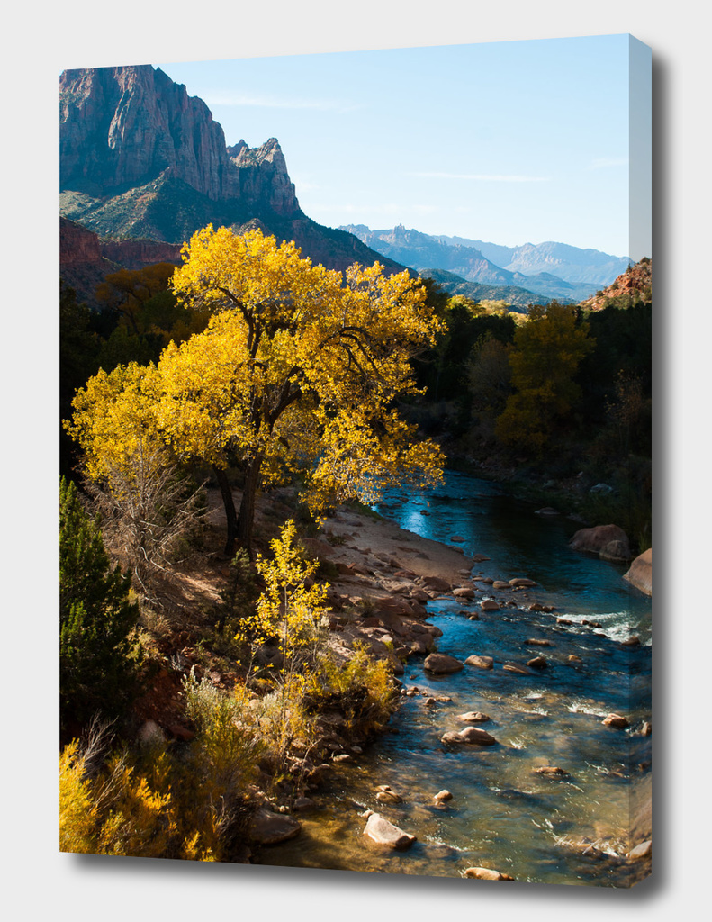 Utah_Zion_Watchman-1