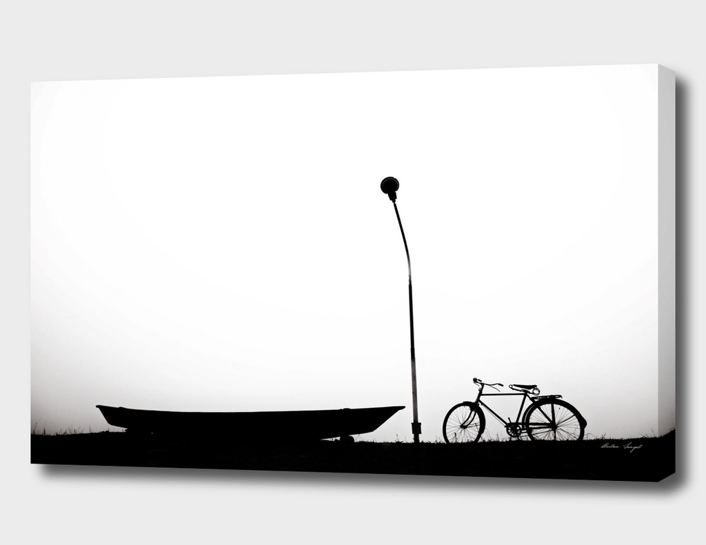 Boat and Cycle