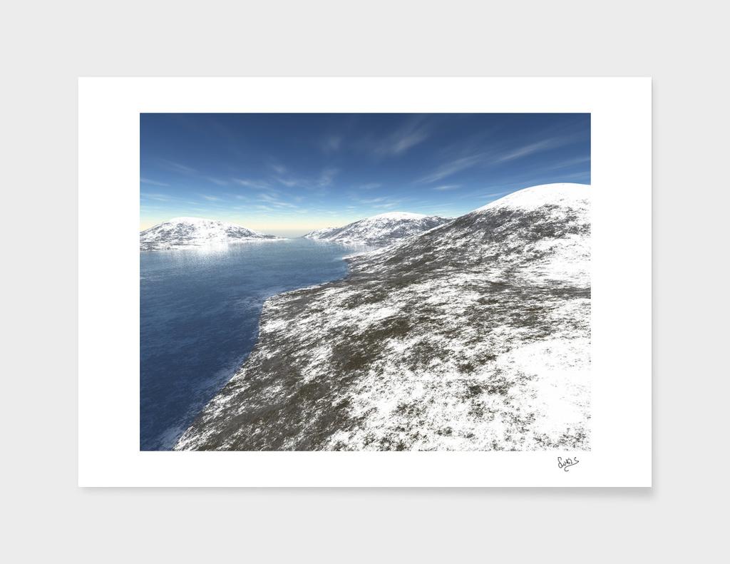Islands of Snow