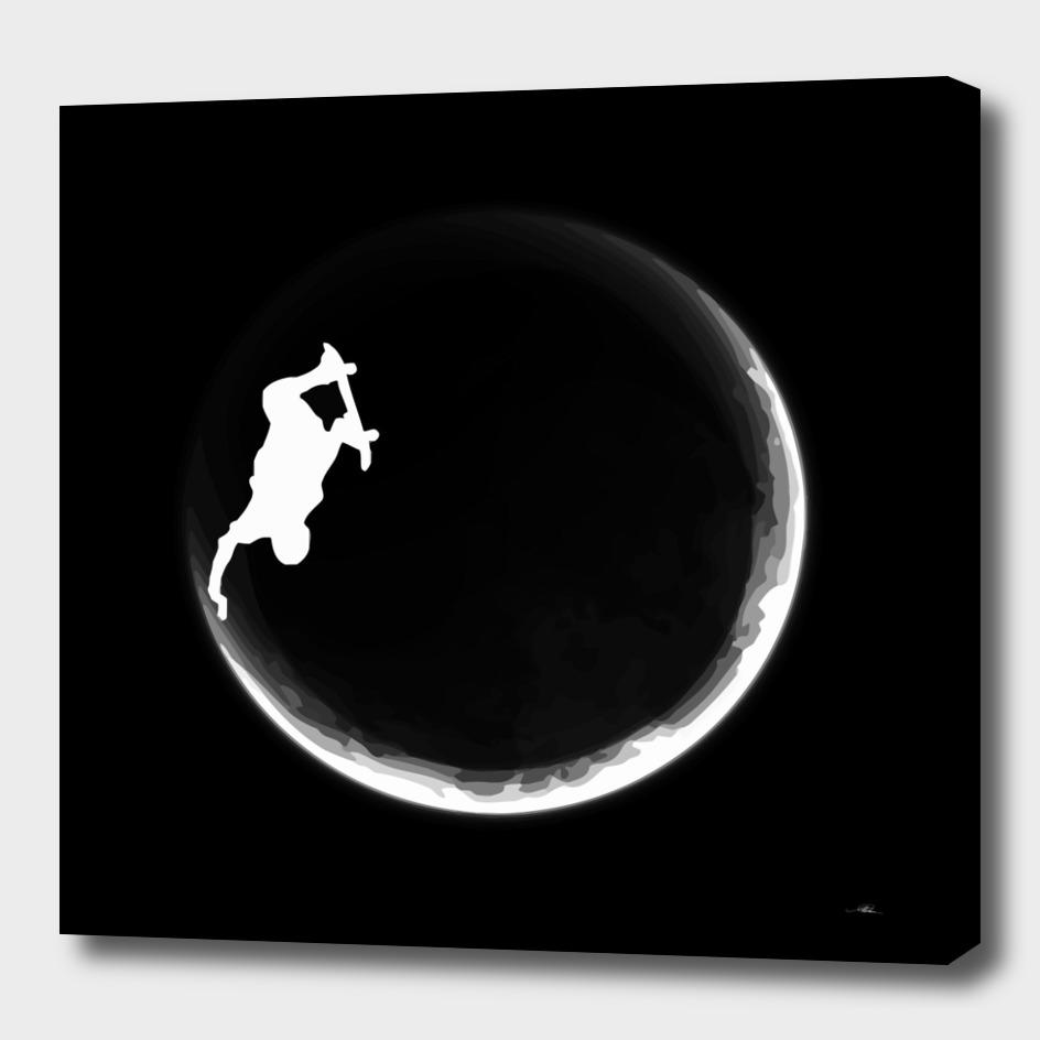 Shred the Moon