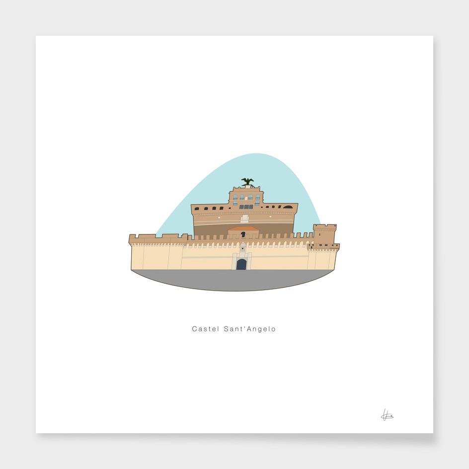 Castel Sant'Angelo - Rome