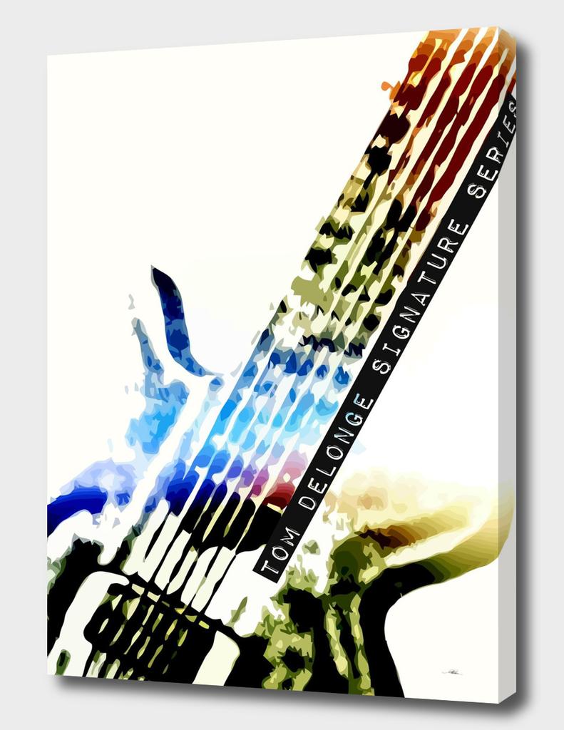 Tom Delonge Signature (Gibson Colors)