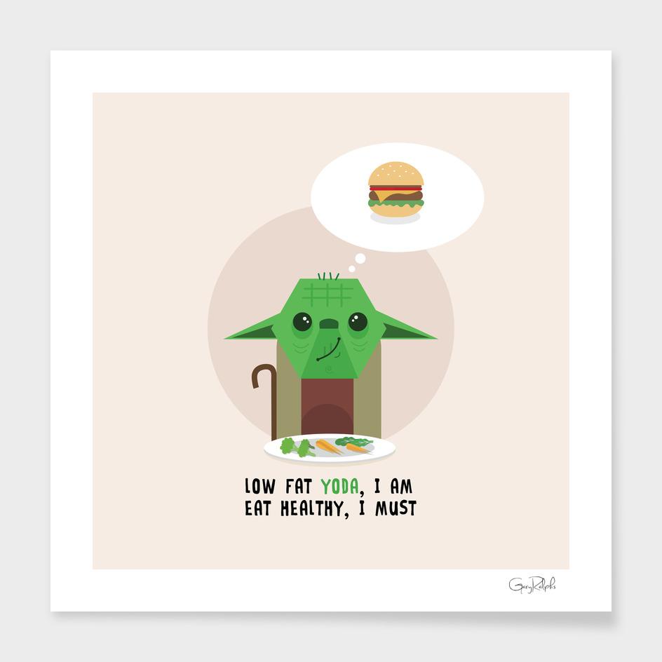 Low Fat Yoda