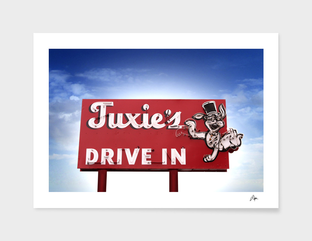 Tuxies Drive In