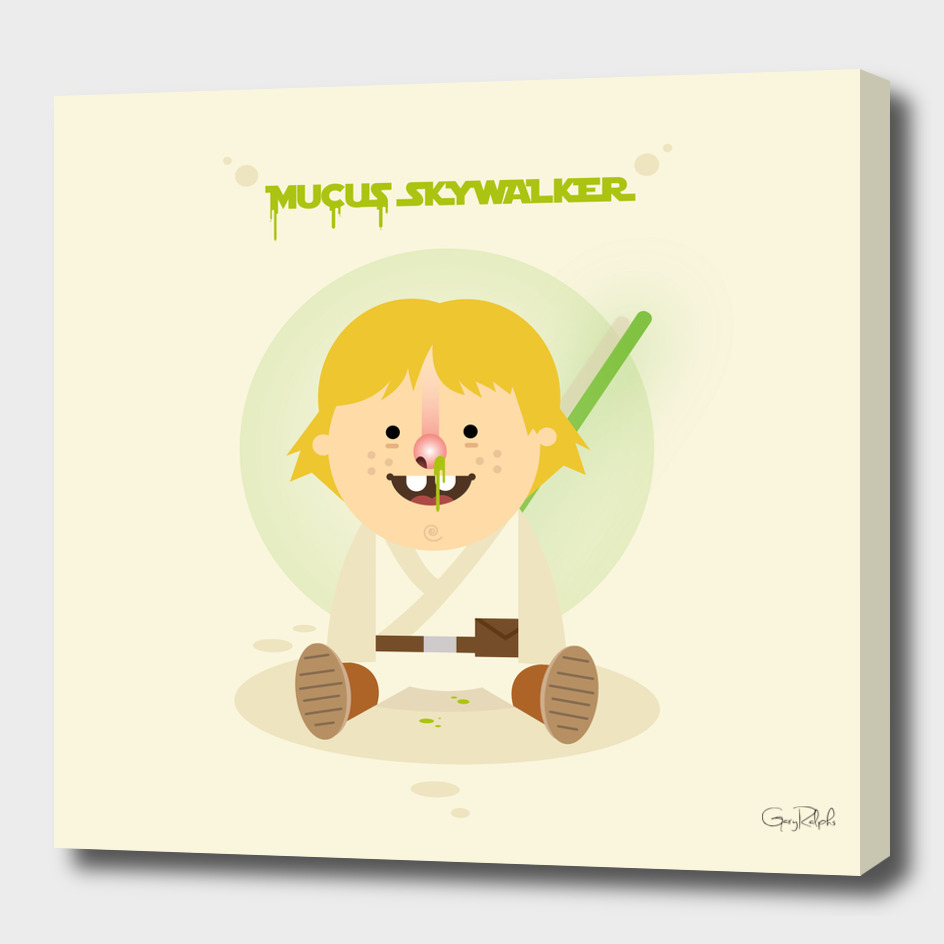 Mucus Skywalker