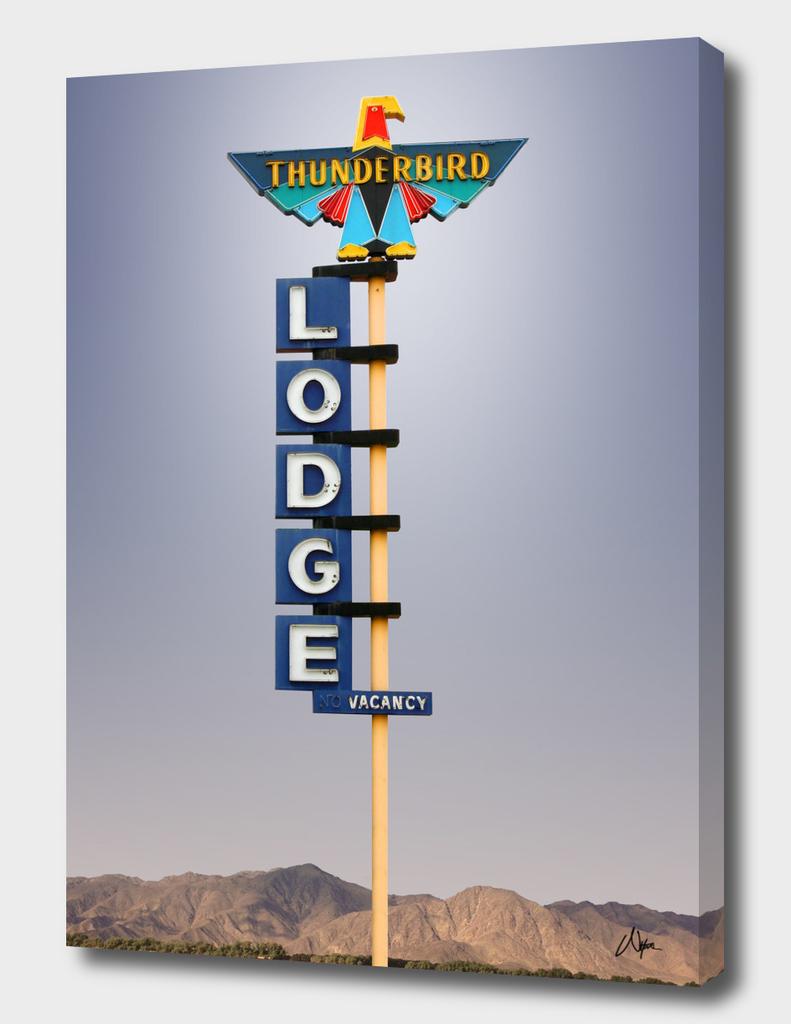 Thunderbird-Desert