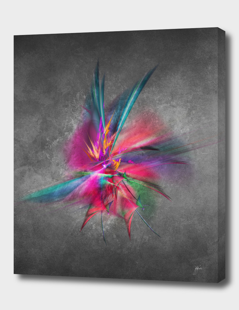 fractal orchid