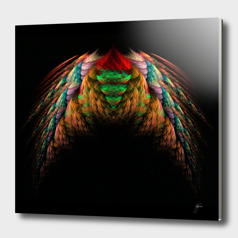 fractal wings