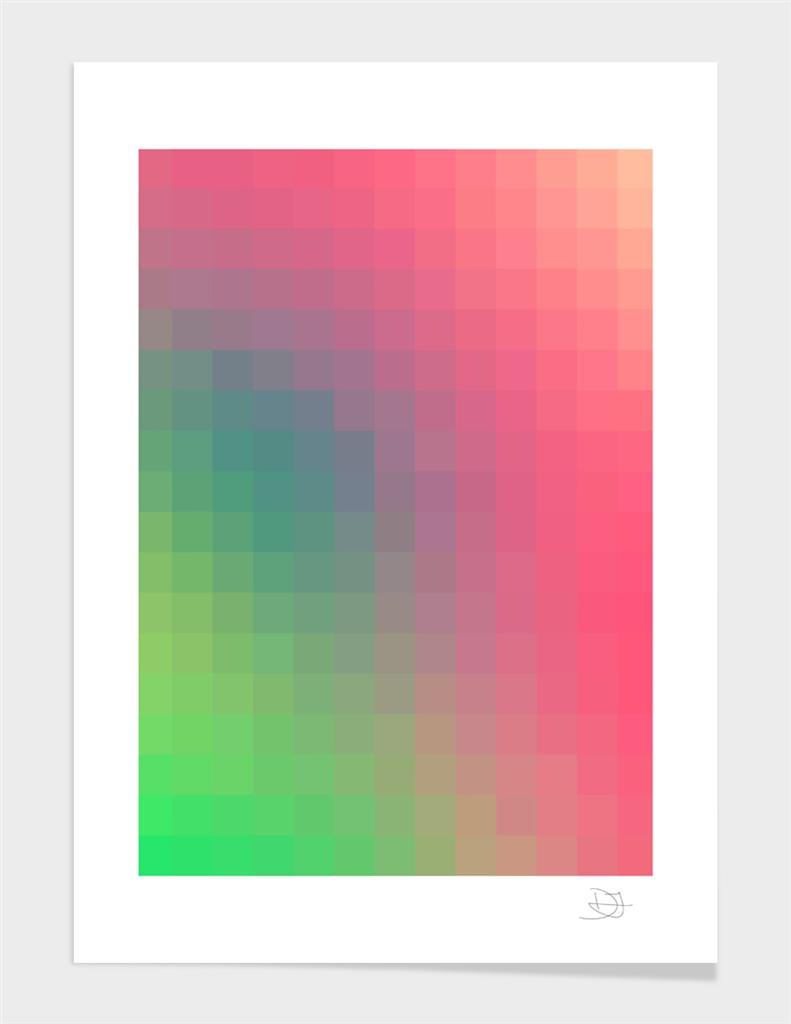 Bright Color Trend