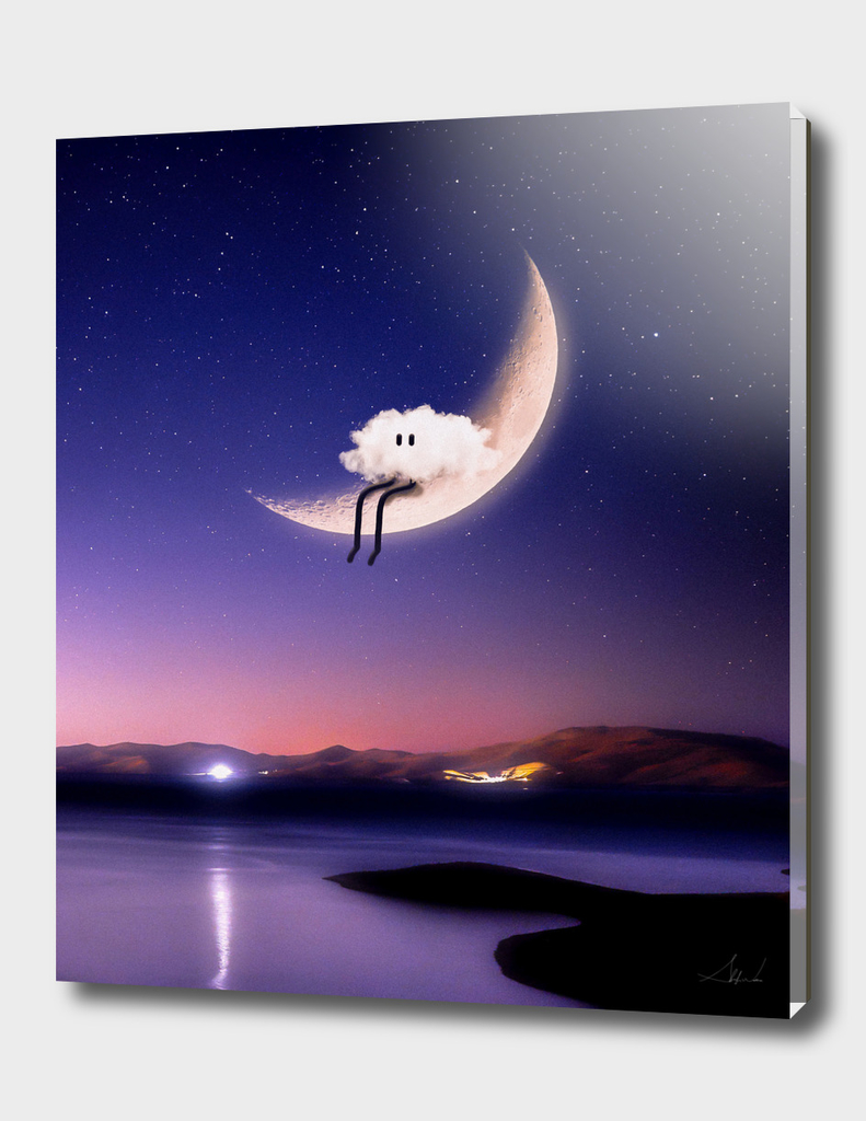 Coy The Cloud: Stargazing