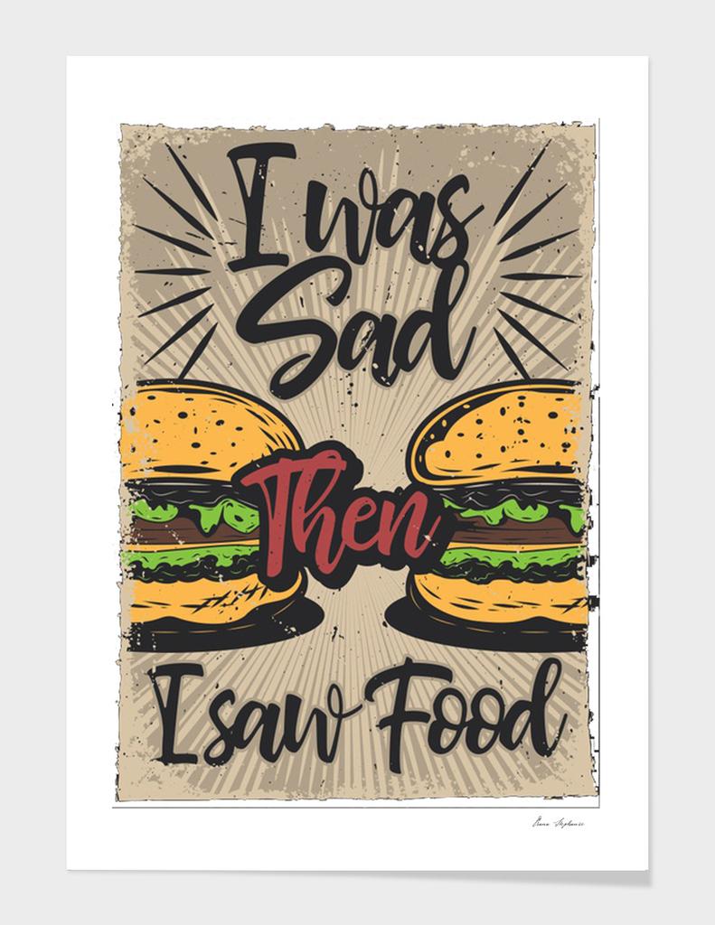 poster hamburgers