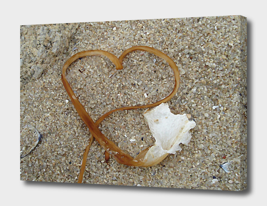 Algae heart