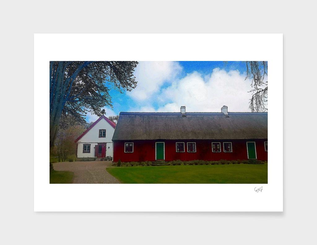 Swedish red
