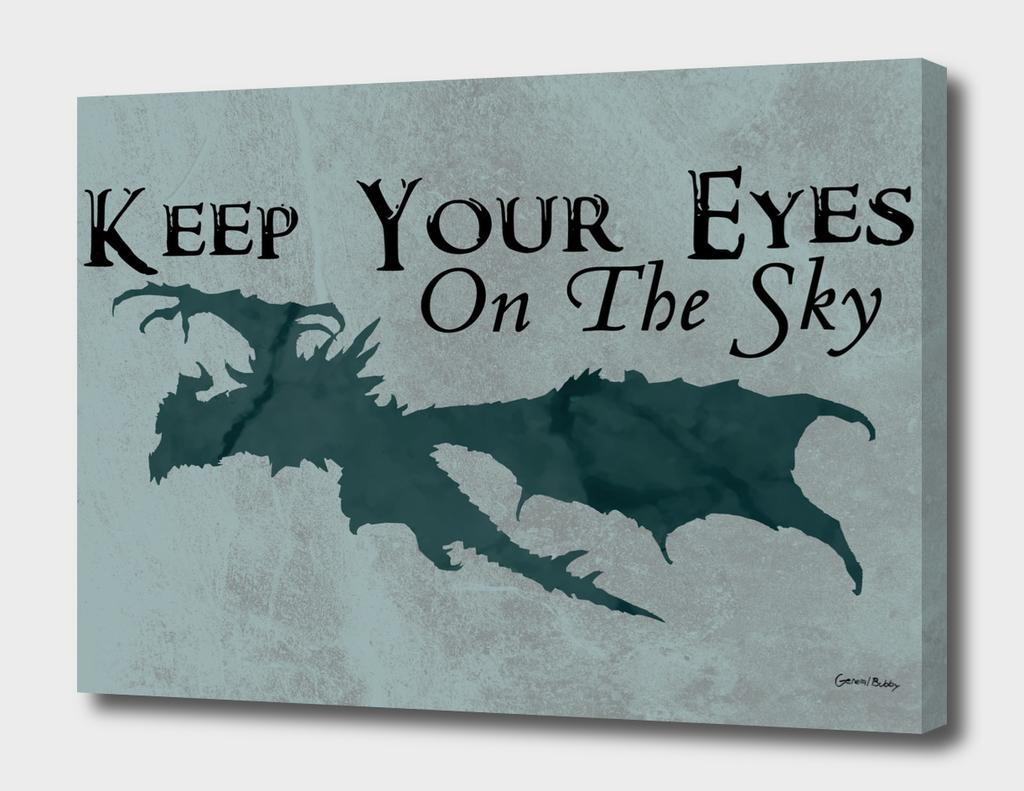 Keep Your Eye's On The Sky
