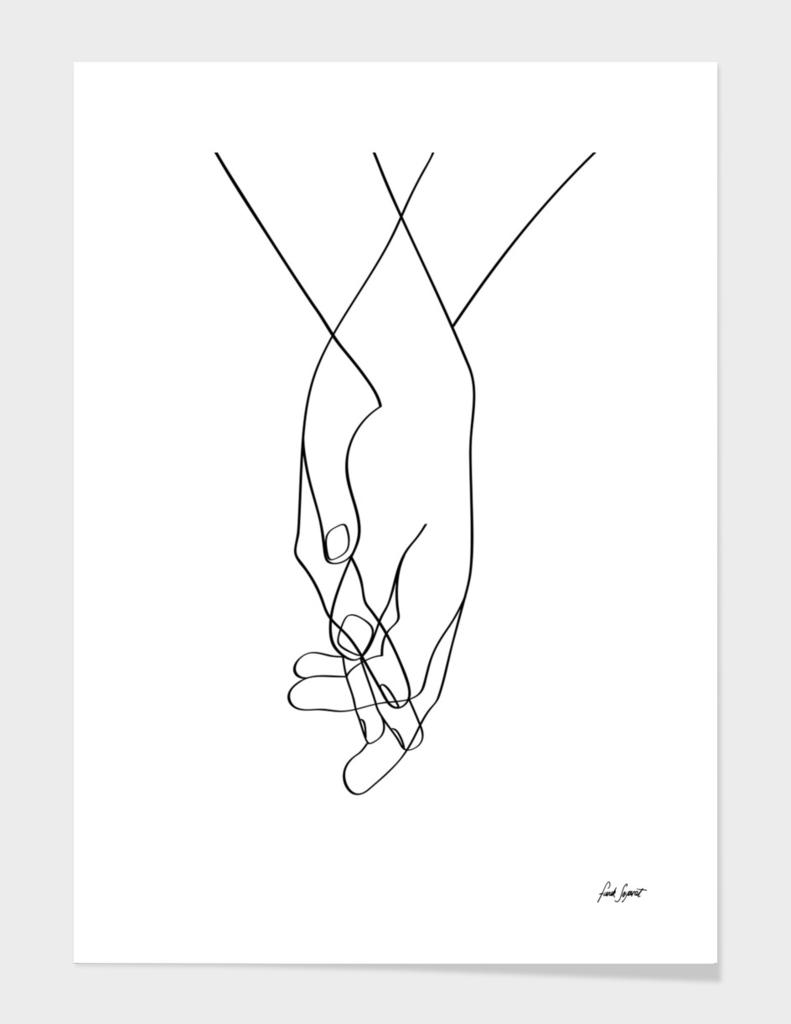 Lovers Hands 2