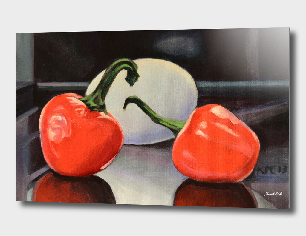 Egg and Peppers