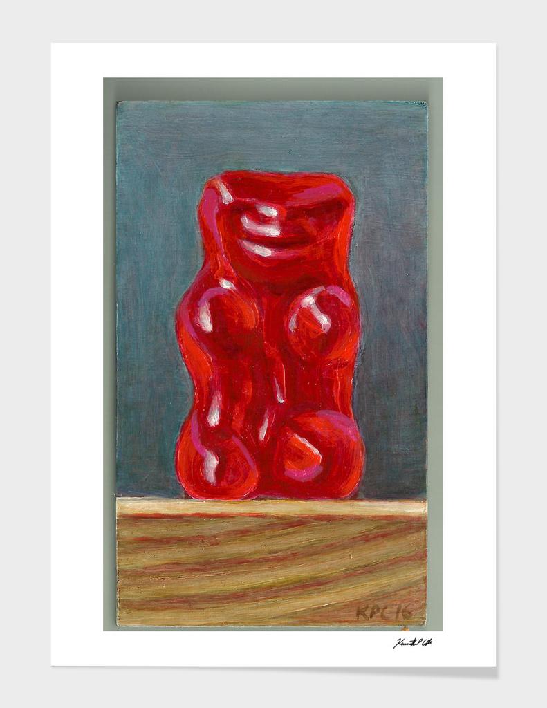 Red Gummy
