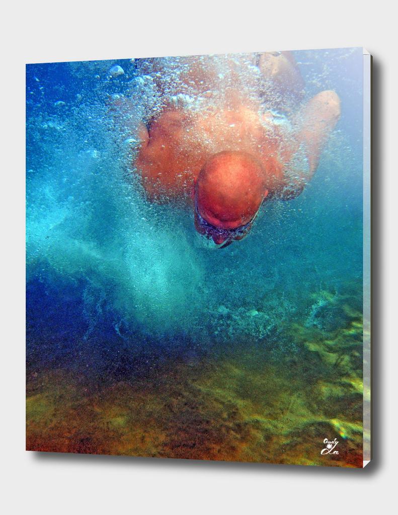 In Deep Water.
