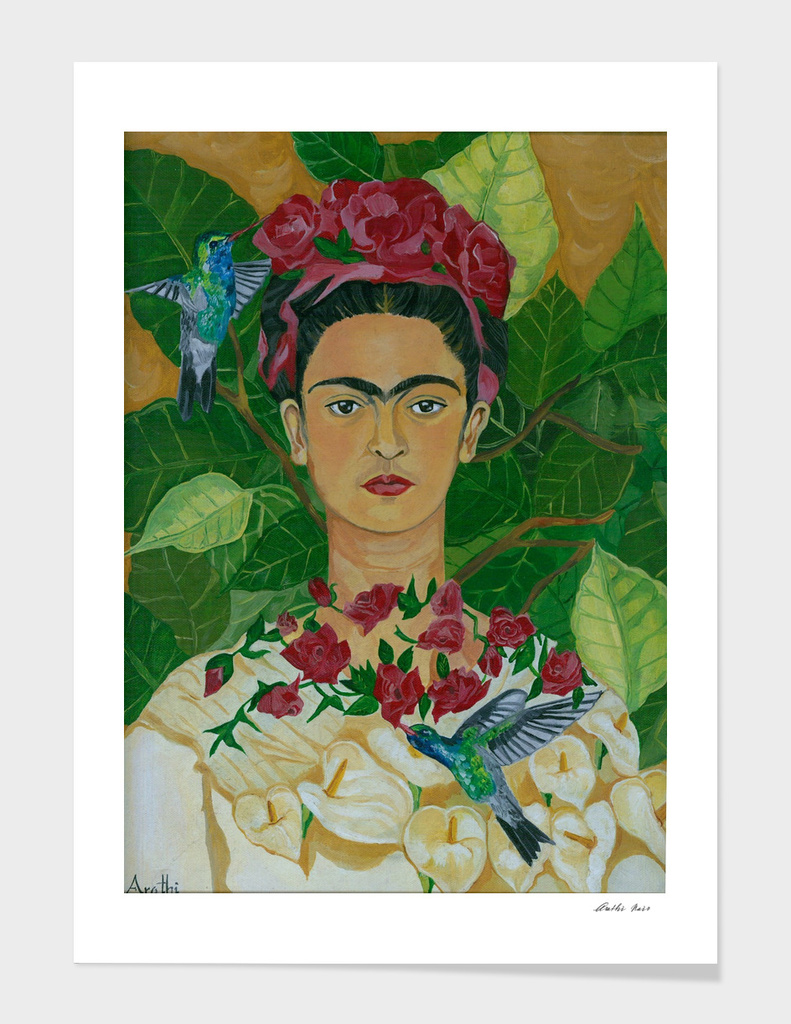 Frida In Heaven