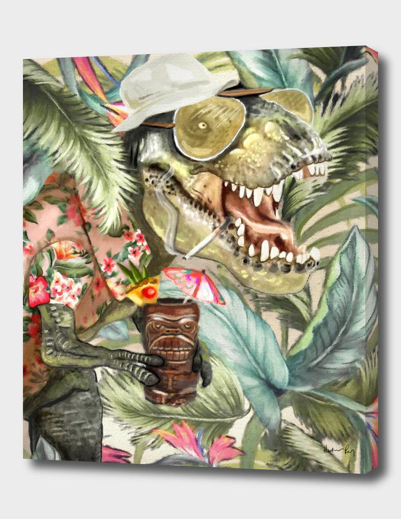 Hunter S. T-Rex