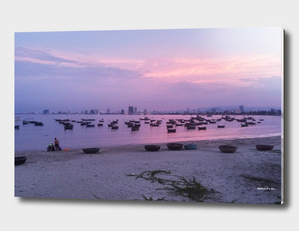 Asian Sunset #1