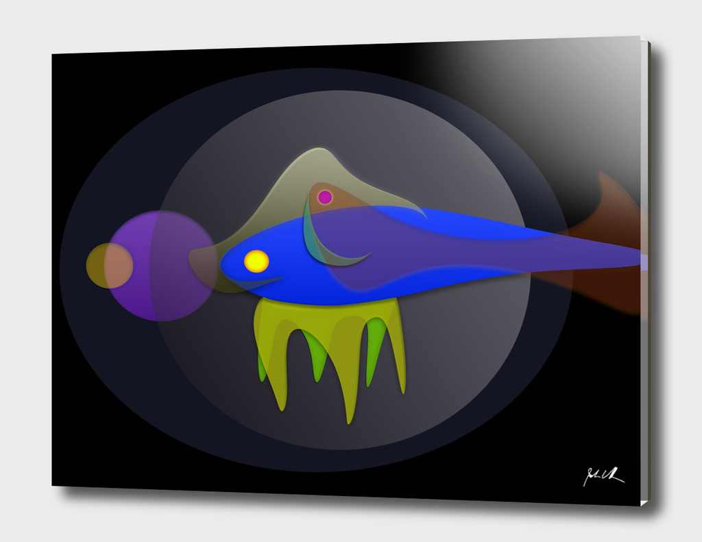 Eclipse of the Dark Moon
