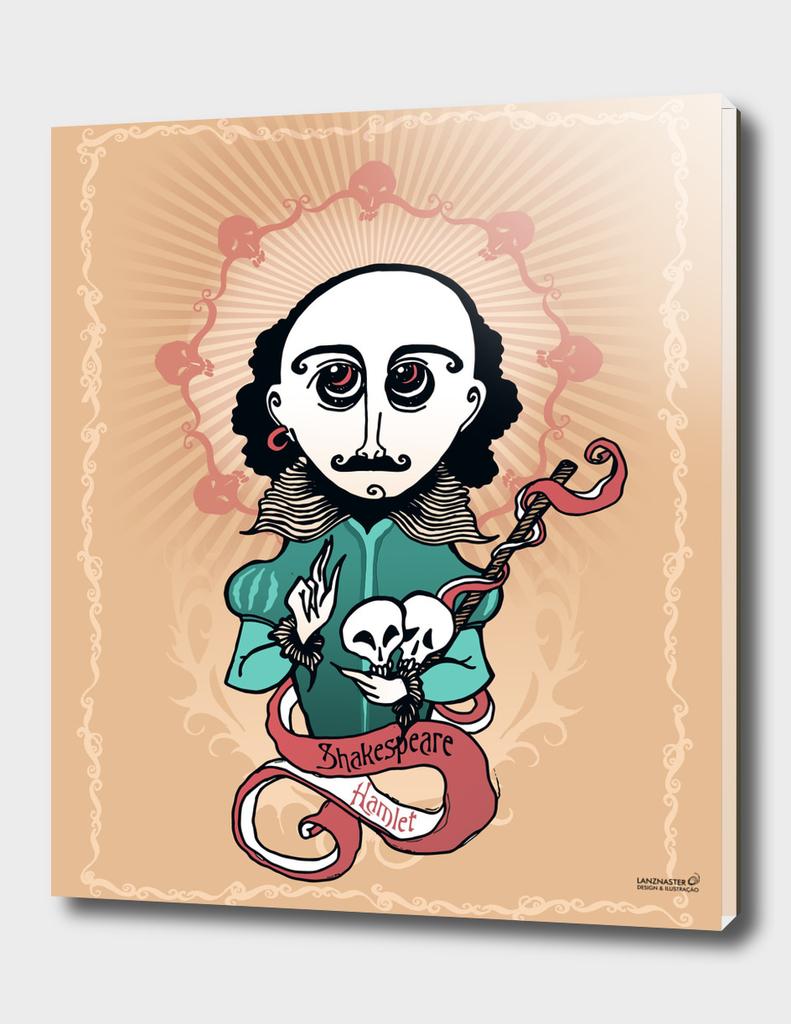 cartaz sheakespeare