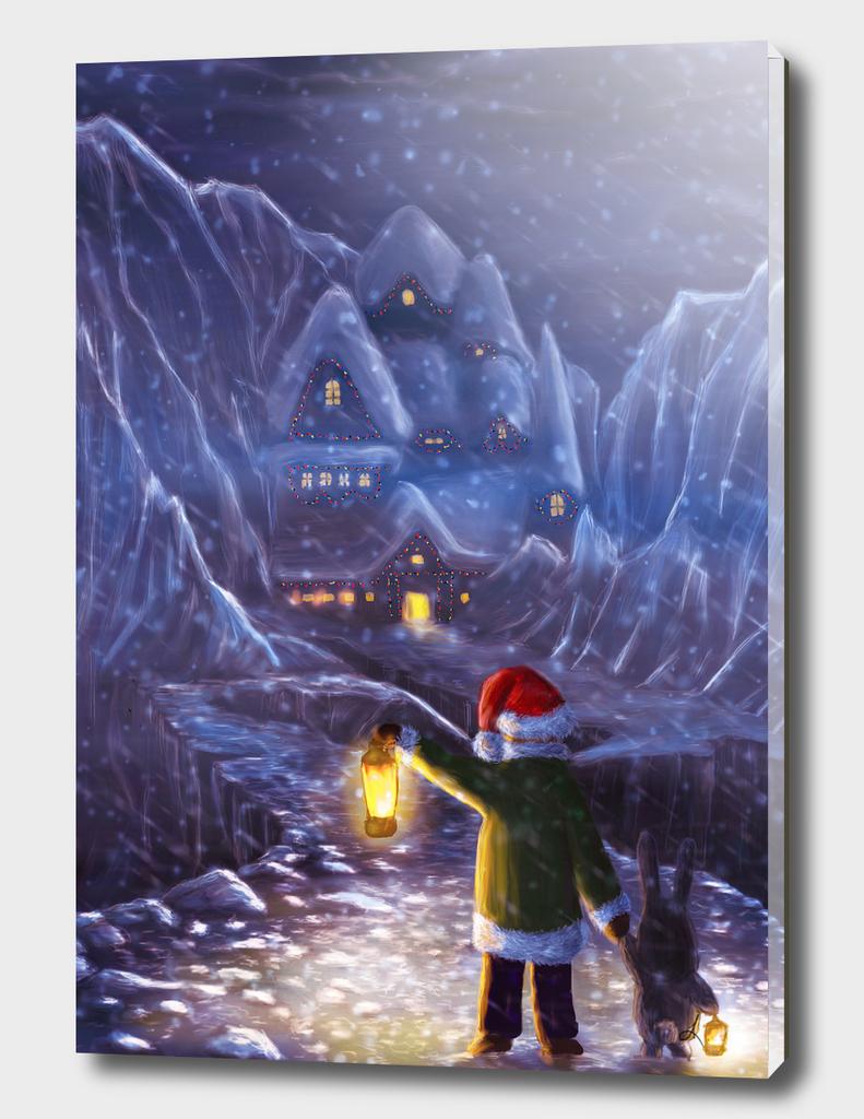 Christmas adventure