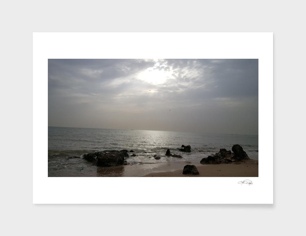 Peaceful Waters Senegal Africa