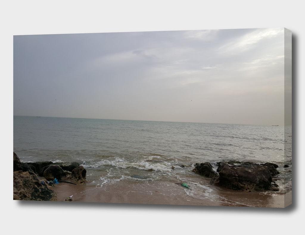 God is Here Senegal Africa