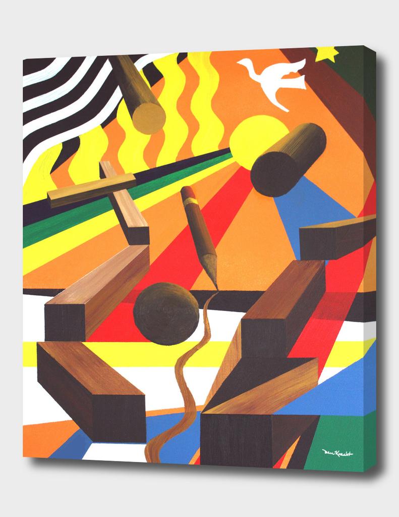 Artknechtion 099 Wooden Progressions 5