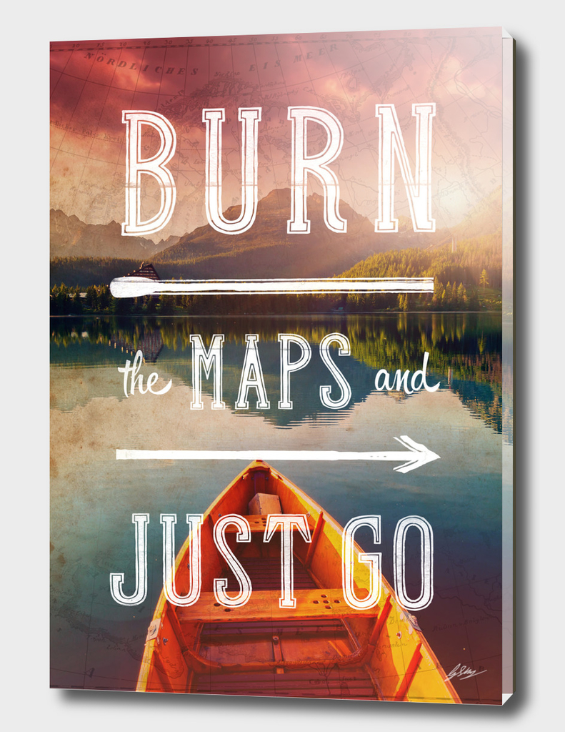 Burn The Maps