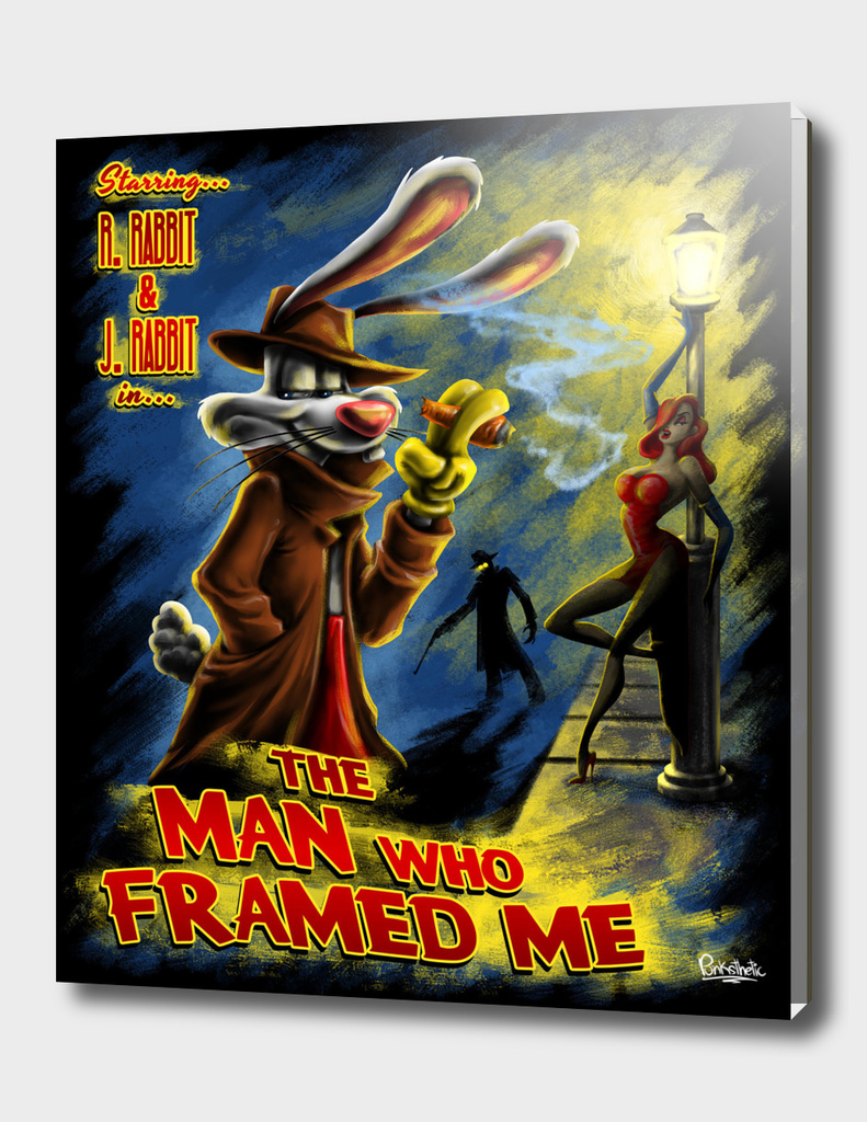 The Man Who Framed Me