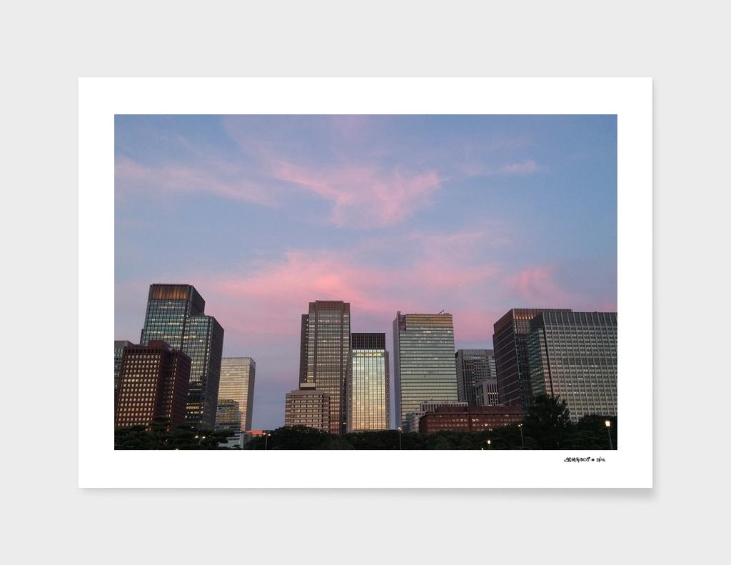 Asian Sunset #2