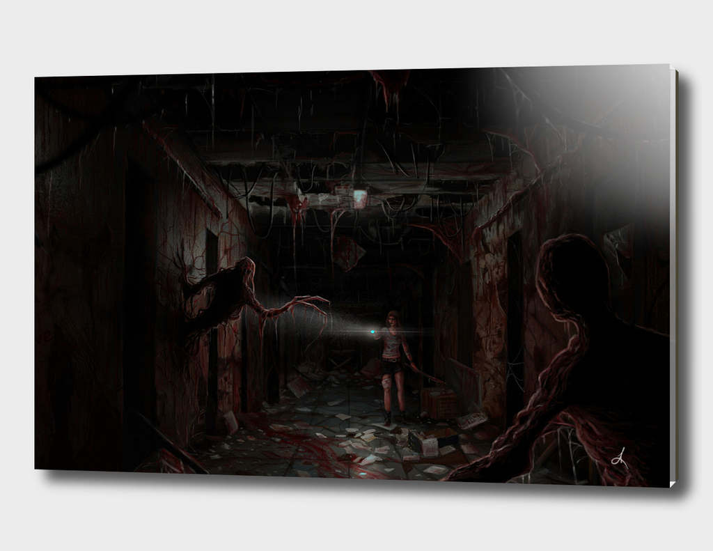 otherworldly dream
